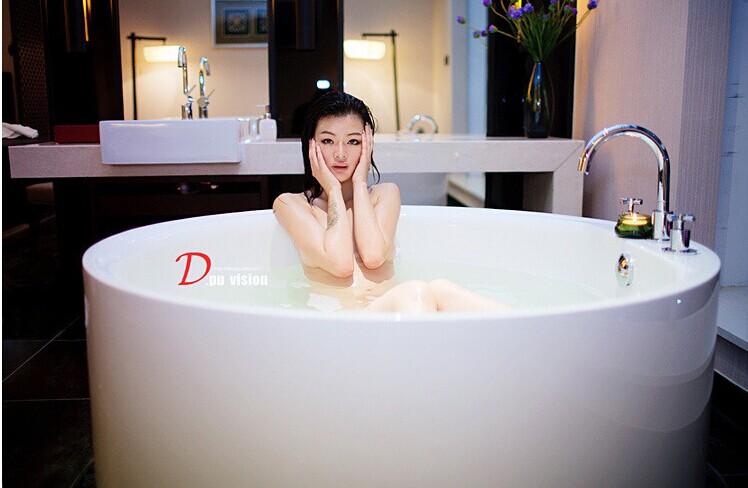 各种形状浴缸的尺寸有如下几种分类
