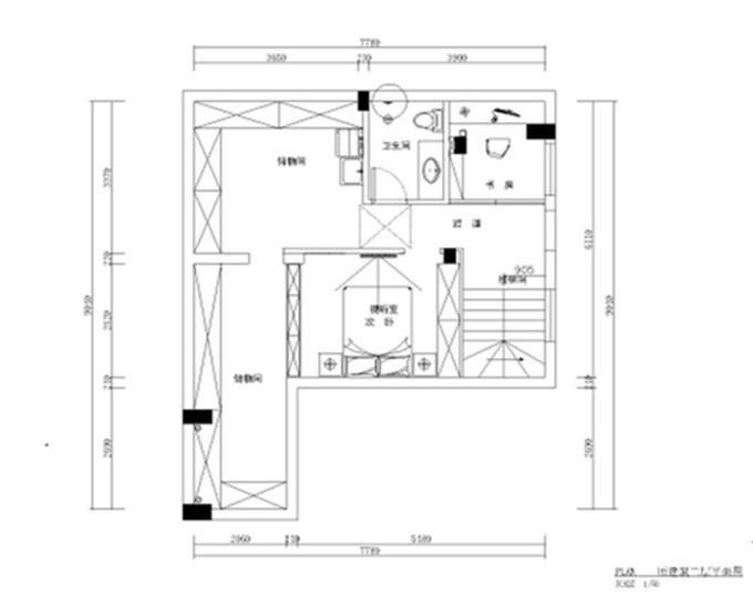 小饭店组织结构图