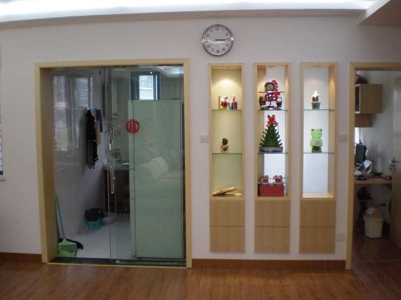 婚房装修酒柜设计